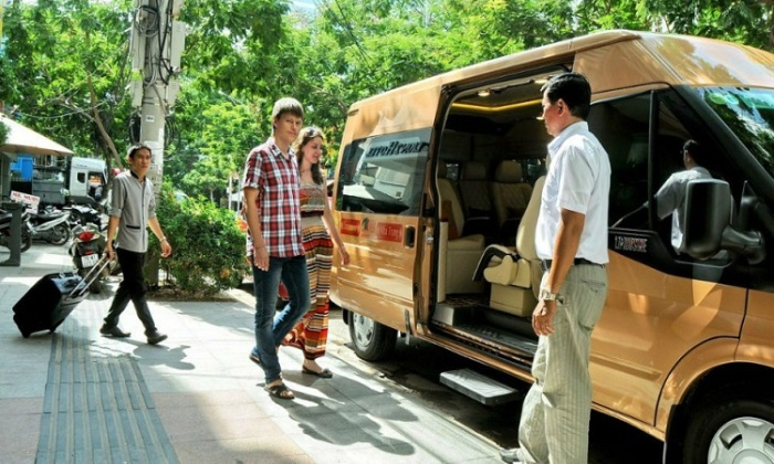 private car from da nang airport to hoi an