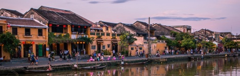 Hoian Old Town-Hoi An Deluxe Group Tour