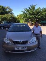 Driver Mr Chieu Hoi An Private Car