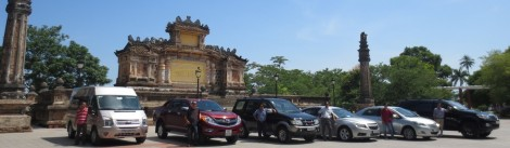 Driver Team - Hoi An Private Car