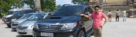 Hoi An Private Car - Mr Thomson - Manager