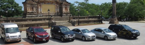 Hoian Private Car driver team
