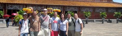 Hue group tour - small group tour