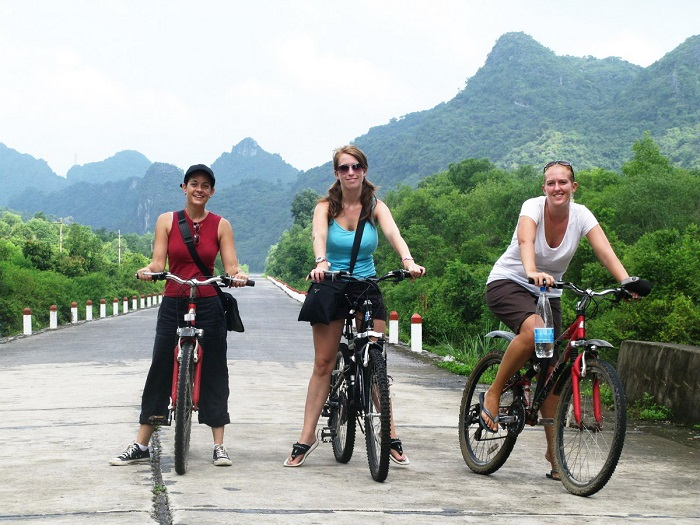 Hoian cycling tours