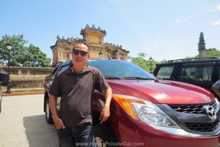 Mr De - Hoi An Private Car Driver Team