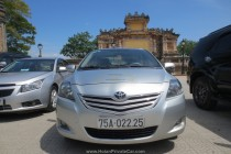 Toyota Vios 4 seaters