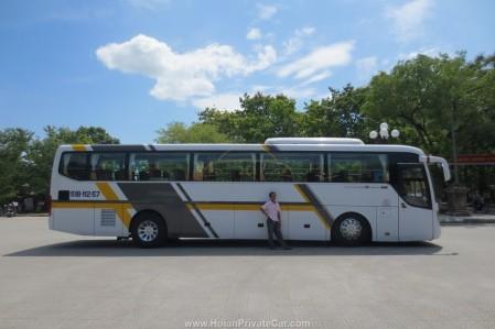 Universe 45 seating bus