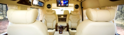 Nhatrang Luxury Limousine car