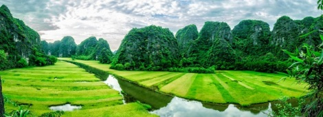 Hoa Lu Tam Coc, Ninh Binh