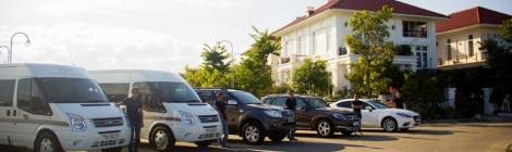 Saigon private taxi transfer