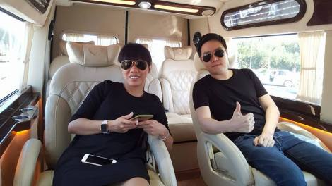 Luxury Limousine Hanoi transfer to Mai Chau