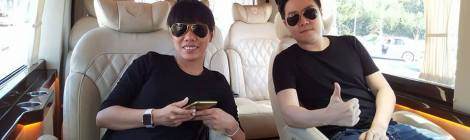 Luxury Limousine Hanoi transfer to Mai Chau