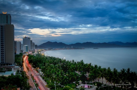 Nhatrang city