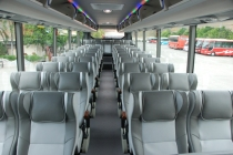 35 seat bus - Samco internal