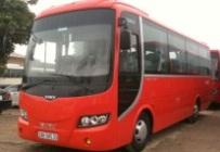 35 seat samco bus