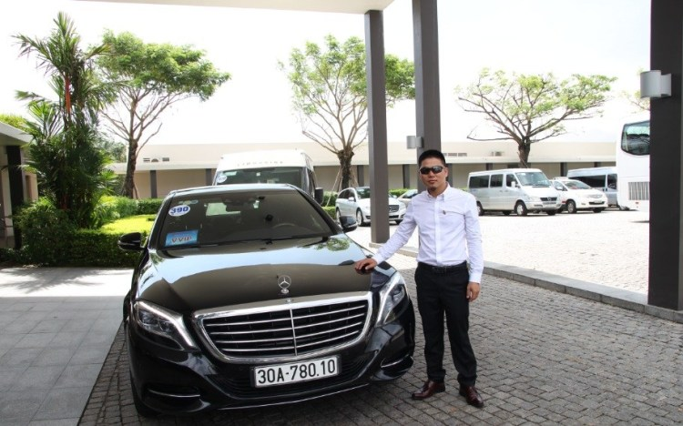 Danang Vip Car Charter In Vietnam