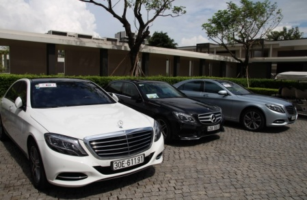 Vietnam Private VIP Car Charter