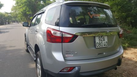 SUV-Hoian Private Car