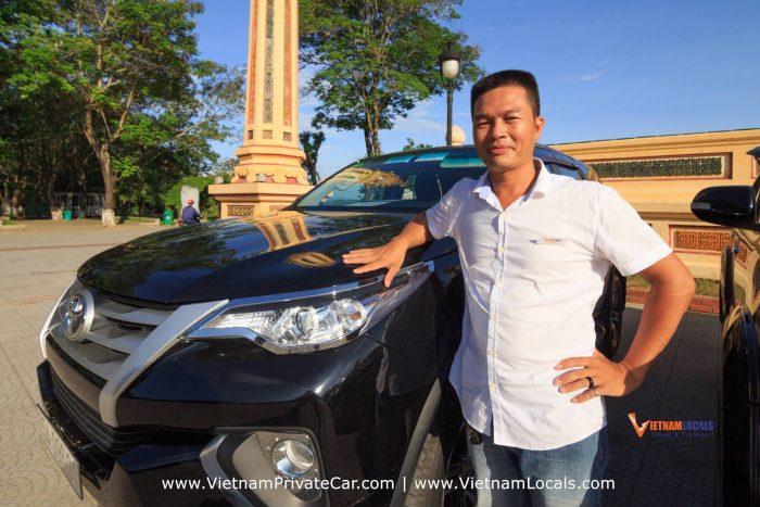 Luxury Car Transfer Danang airport to Sheraton Grand Danang